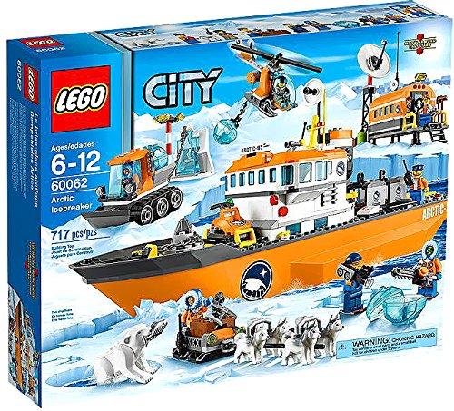 Lego City breaker ship 60062