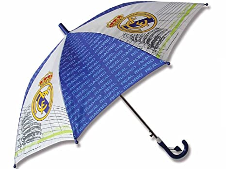 Paraguas Infantil Automatico Real Madrid=013930=