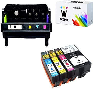 Print head for HP 920 Officejet 6500 6500A 7000 7500 6000 7500A printer
