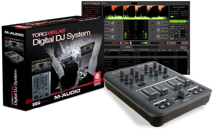 Amazon.com: M-Audio Torq mixlab sistema de DJ digital ...