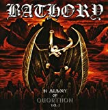 In Memory of Quorthon 1 by BATHORY (2008-12-22)