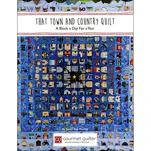 Country Quilt Fabric - Town and Country Background Fabrics~Palette of Blue Hoffman hand-dyed Watercolor Batik Fabrics