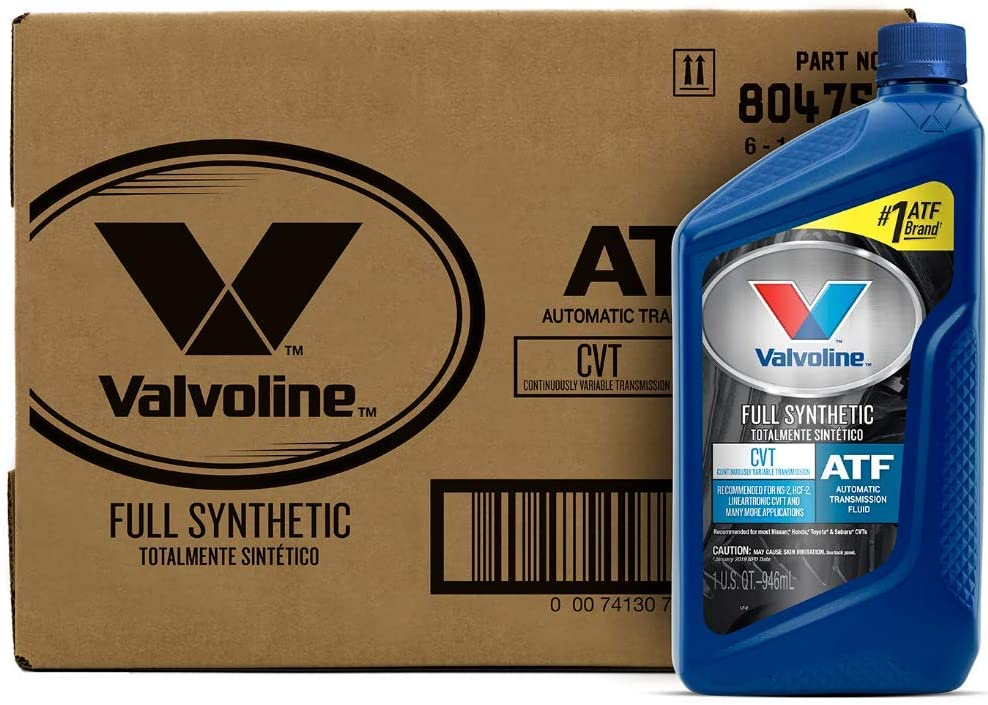Valvoline Continuously Variable Transmission Fluid