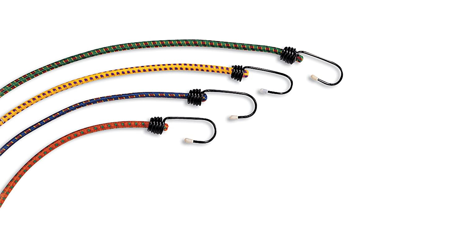 Outdoors Pack of 4 950 24-Inch Stansport Stansport Elastic Shock Cord