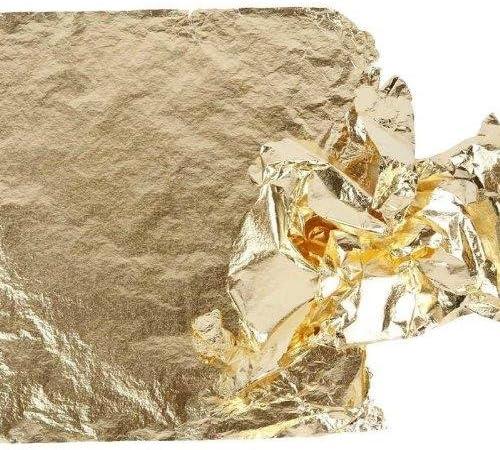 Creavvee leaf metal, Copper 25 sheets