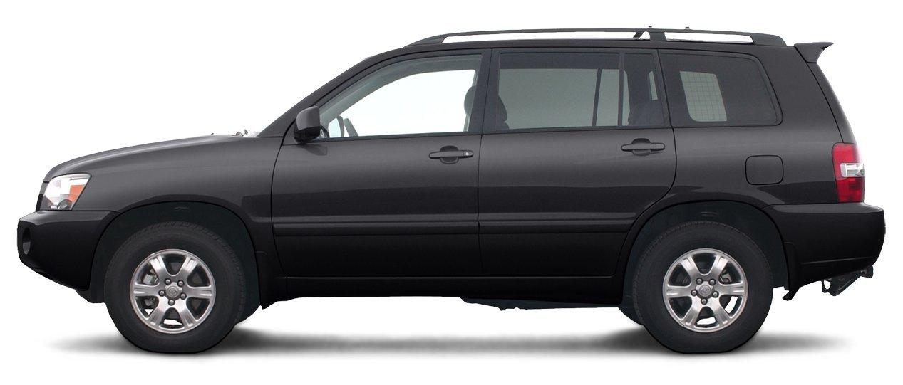 Amazoncom Toyota Highlander Reviews Images And Specs - 2005 highlander