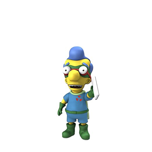 Amazon.com: NECA Simpsons 25th Anniversary 5