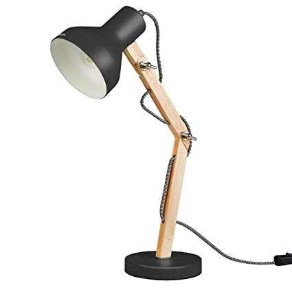 Tomons wood adjustable head desk lamp designer table lamp reading tomons wood adjustable head desk lamp designer table lamp reading lights study lamp aloadofball Images