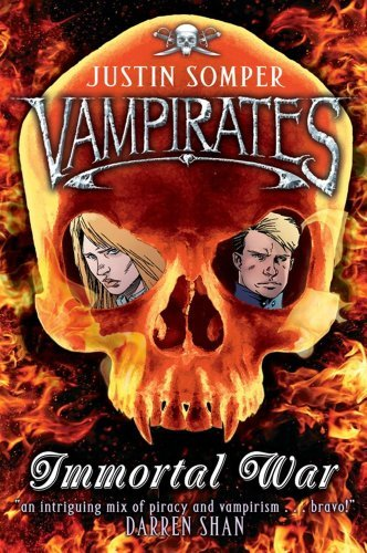 Read Online Immortal War (Vampirates) PDF