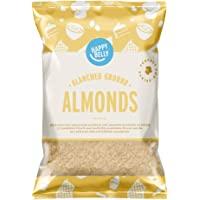 Marca Amazon - Happy Belly Almendras peladas molidas