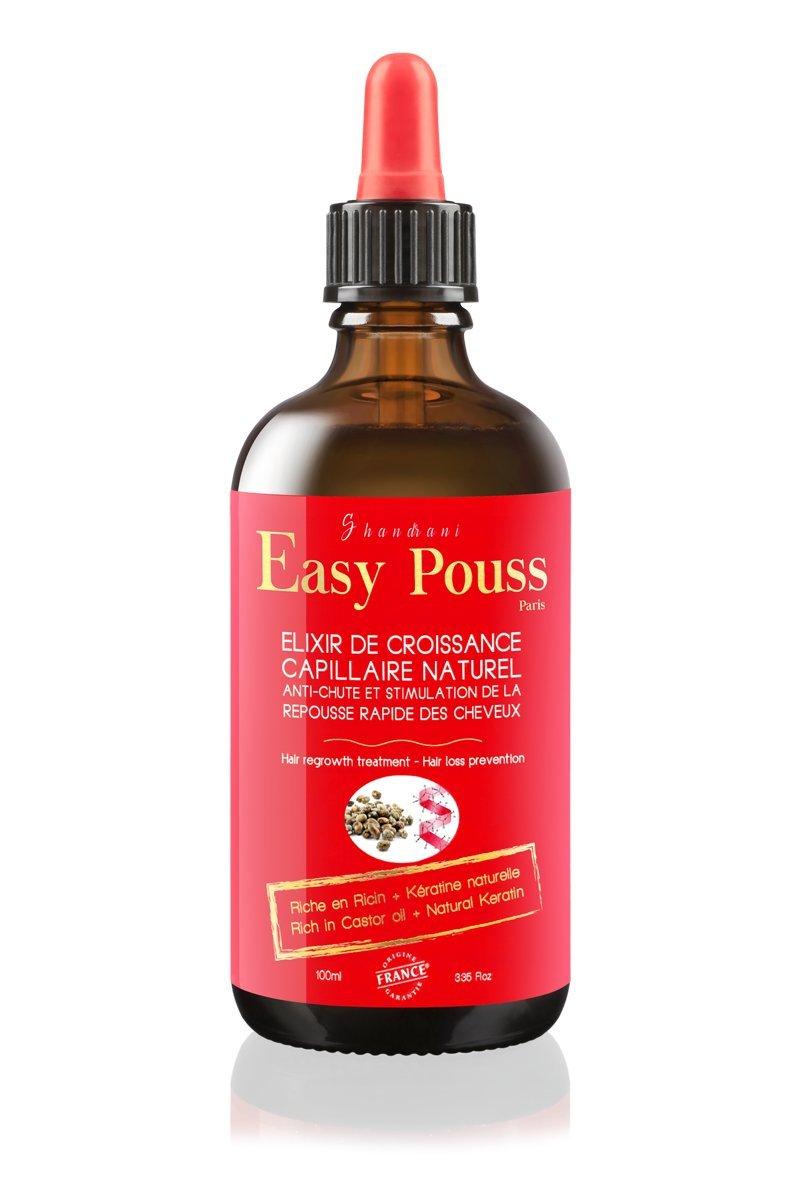 Easy Pouss- Natural Hair Growth Elixir