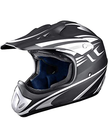 46d5496bae6 AHR DOT Outdoor Adult Full Face MX Helmet Motocross Off-Road Dirt Bike  Motorcycle ATV