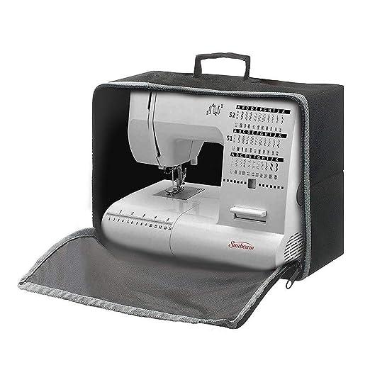 DonLucancy Tapa de Costura, Bolsa Universal para máquina de ...