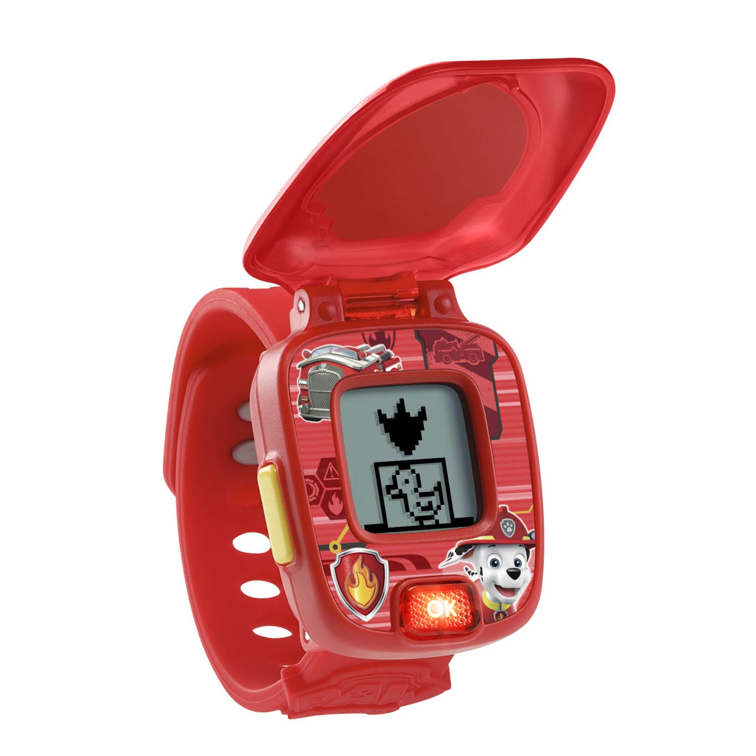 VTech PAW Patrol Marshall Learning Watch, Red by VTech (Image #4)