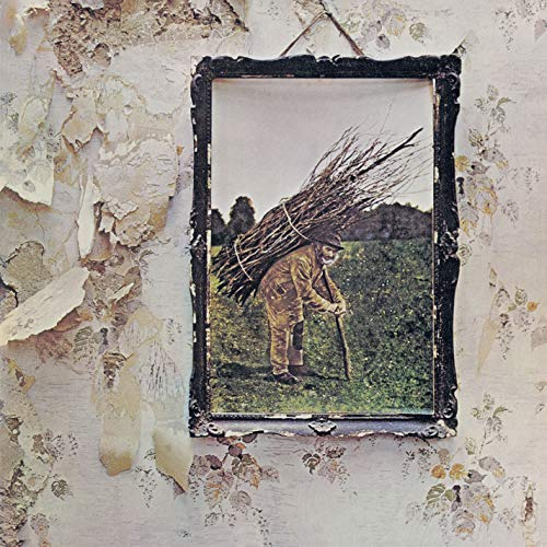 Grado Headphone Black (Led Zeppelin IV (Remastered Original Vinyl))
