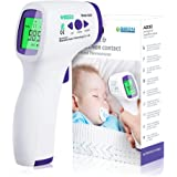 Forehead Thermometer for Adults/Kids, Non Contact Infrared Thermometer for Fever, Medical Thermometer, Precise Digital Forehe