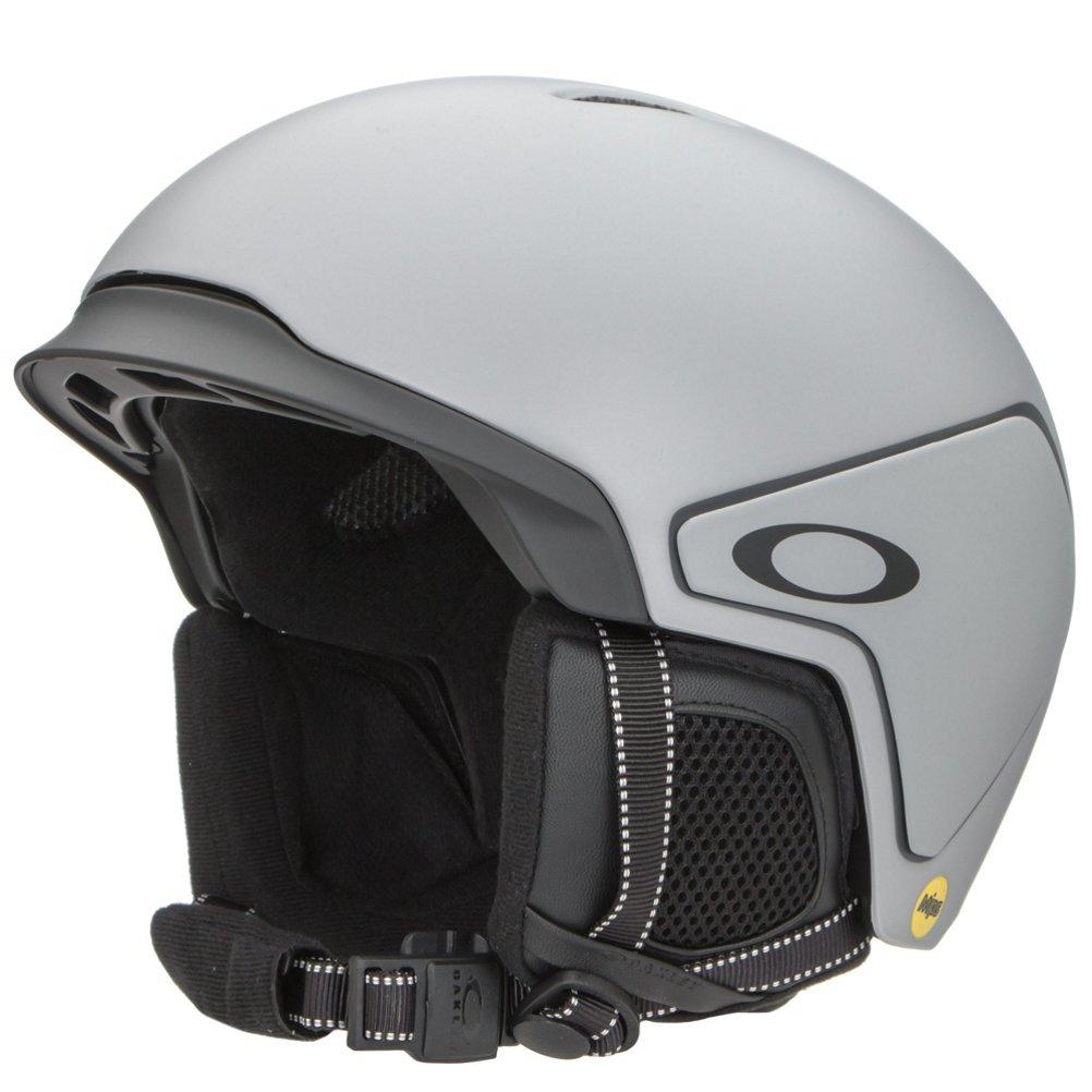 2017 Oakley Mod 3 Helmet with MIPS Technology (Matte Grey)