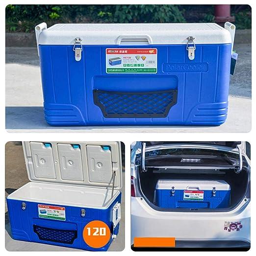 DEE Refrigerador-refrigerador para autos Caja Performance 80L ...
