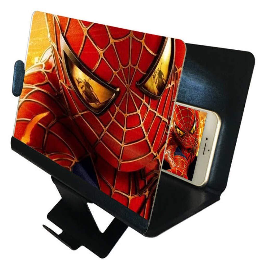 Smartphone HD Ampliación Lupa Funda 3D de la Pantalla Lupa ...