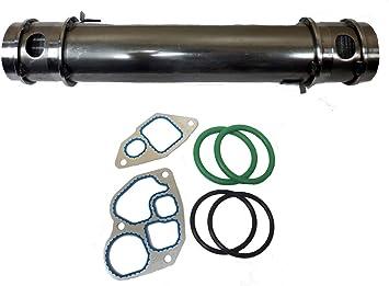 Amazon Com New Replacement Oil Cooler Gaskets 1815904c2 For Navistar 7 3l Powerstroke Dt466 Dt530 T444e Automotive