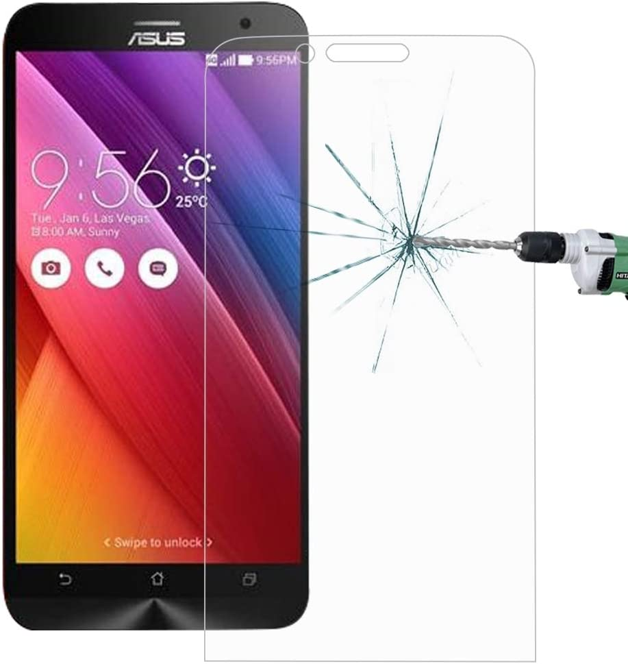 GzPuluz Glass Protector Film 100 PCS for Google Nexus 5X 0.26mm 9H Surface Hardness 2.5D Explosion-Proof Tempered Glass Screen Film