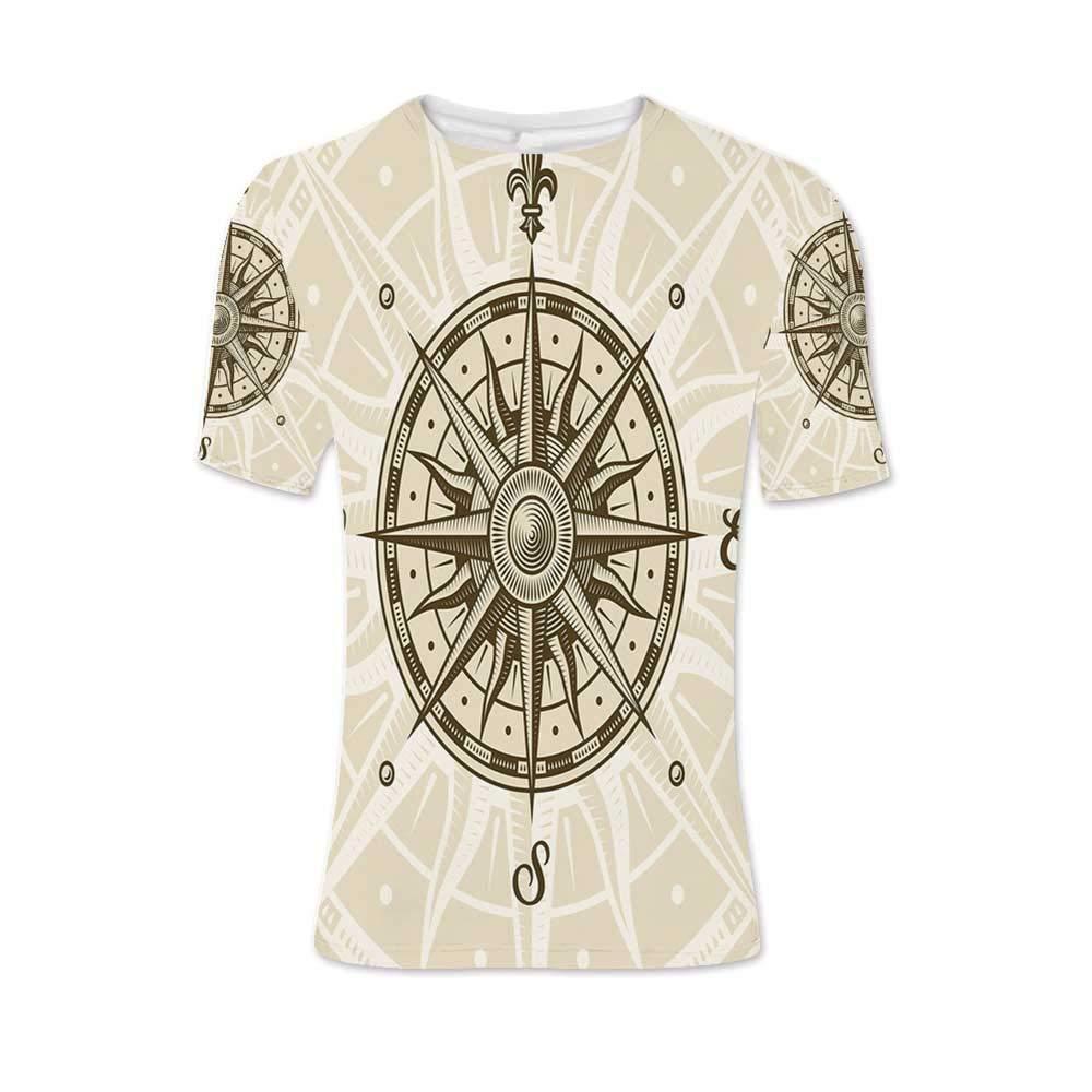 Asian Fashionable T Shirt,for Men,S
