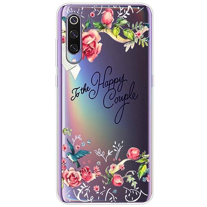 Amazon.com: Case for Xiaomi Mi 9, Phone Case Silicone Skin ...