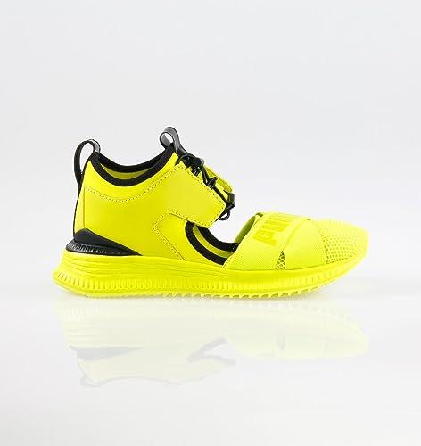 Zapatilla Puma Fenty Avid WNS Mujer Fluor Yellow 37: Amazon.es: Zapatos y complementos