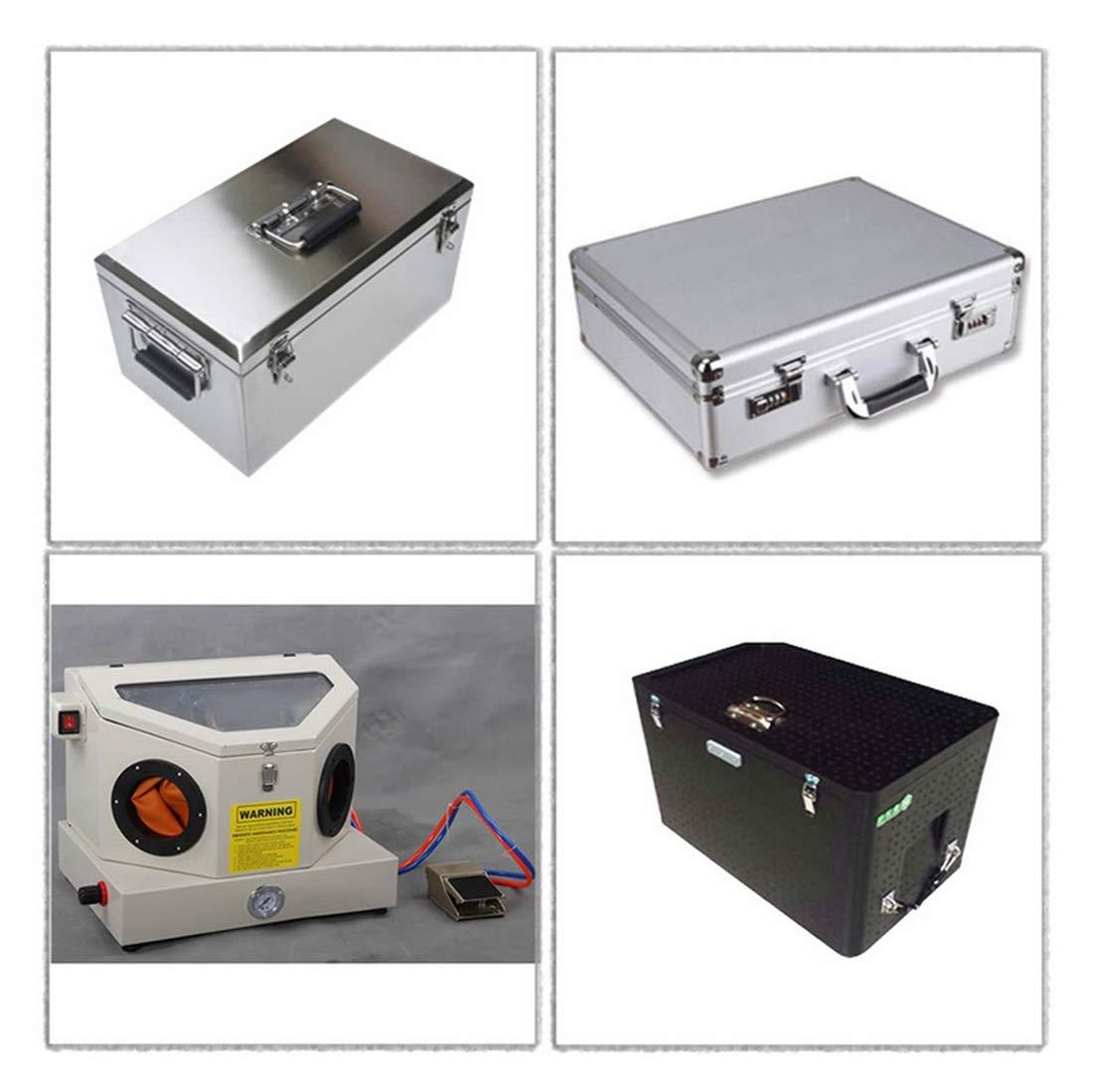 Schublade Schrank Truhe Repuhand 8 St/ück Hebelverschluss Kistenverschluss Kappenschloss Edelstahl Hebelverschluss f/ür Case Box Toolbox