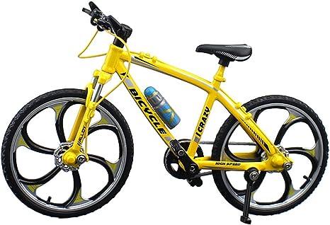 Toyvian – Figura de Bicicleta de aleación Mini Mountain Bike ...