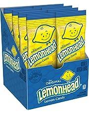 Lemonhead Hard Candy, Lemon, 3 Ounce (Pack of 8)