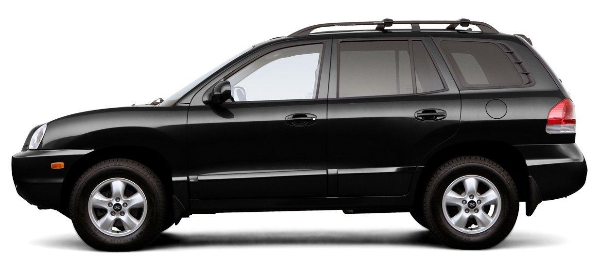 2006 hyundai santa fe reviews images and specs vehicles. Black Bedroom Furniture Sets. Home Design Ideas