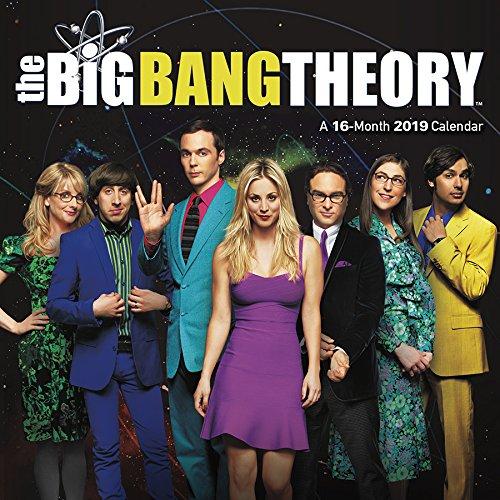 2019 The Big Bang Theory Wall Calendar (Big Bang Wall Calendar)