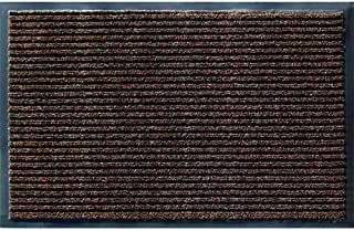 product image for Utility Mats Enviroback Apache Rib Door Mat, 3-Feet by 5-Feet, Cocoa