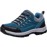 Easondea Zapatillas de Trekking para Hombres Mujeres Zapatillas de Senderismo Unisex Botas de Montaña Antideslizantes AL…