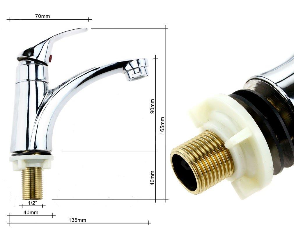 Osborn 51101SP Nylon Tube Brush 0.005 Wire Diameter String 0.005 Wire Diameter String