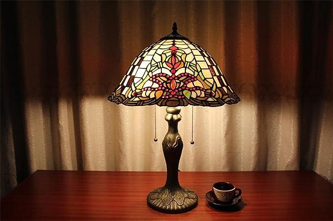 Toym uk 16 pollici giardino in stile europeo art lampade tiffany
