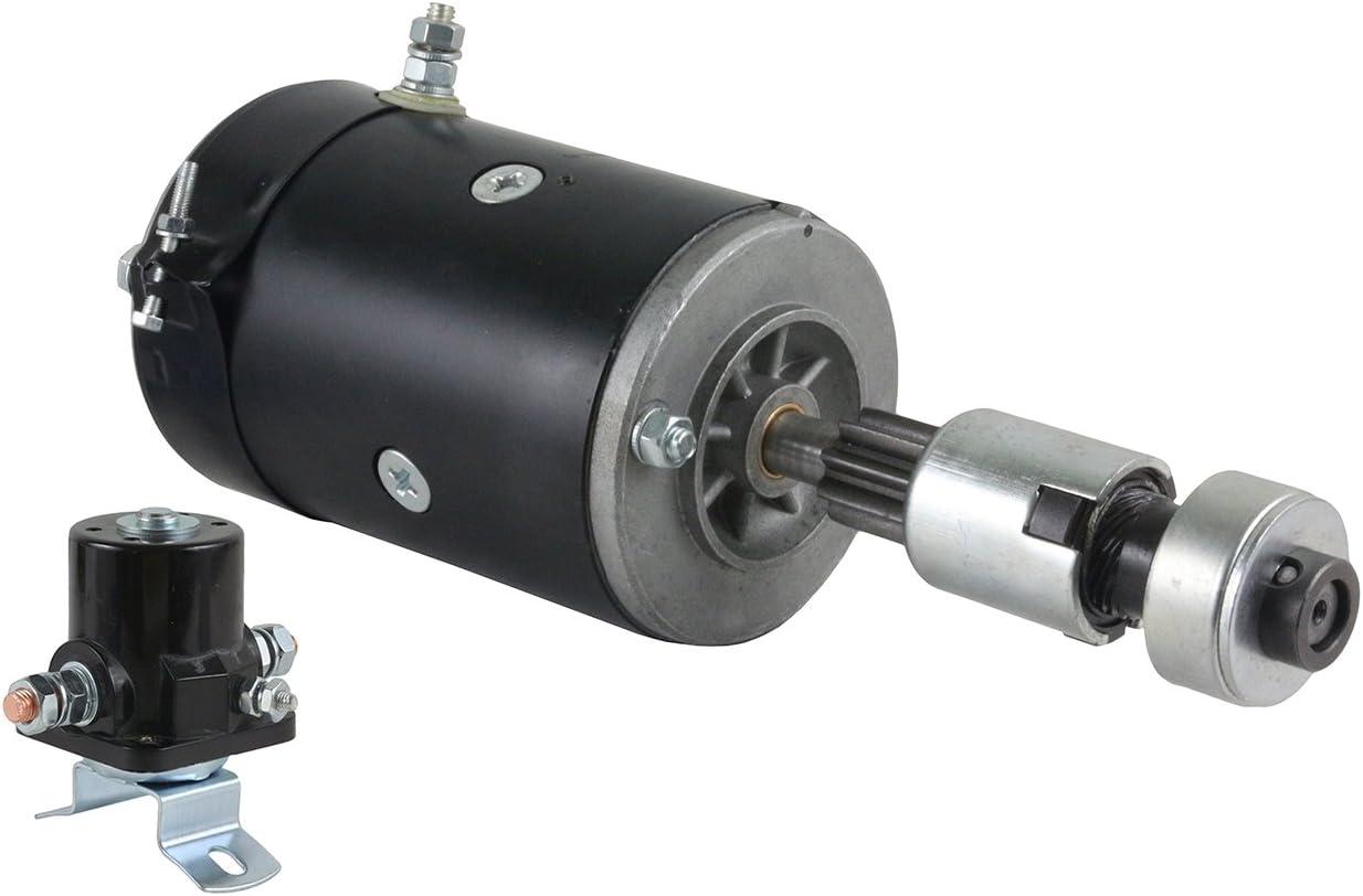 8N-11001R 9N-11002 IMI120 8N-11002 DB Electrical SFD0145 New Starter /& Drive Combo for Ford Tractor Farm 2N 8N 9N 28HP 30HP Lester 3109,8N-11001 9N-11001