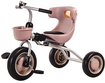 Nueva bicicleta plegable plegable del bebé de la bici del triciclo de los niños , 1
