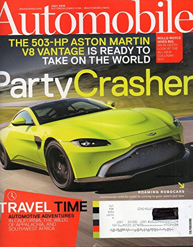 THE 2019 ROLLS-ROYCE CULLINAN SUV 2018 Jeep Wrangler Rubicon 2017 LAND ROVER DISCOVERY HSE TD6 LUXURY AUTOMOBILE MAGAZINE Roaming Robocars