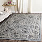 Cheap Safavieh Vintage Collection VTG573L Transitional Oriental Light Blue and Ivory Distressed Area Rug (9′ x 12′)