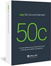 Sage 50c Accounts Standard - 12 month subscription