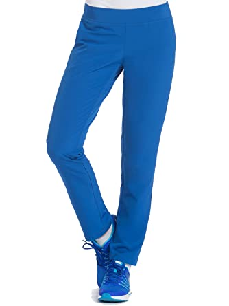 425d1e2e774 Amazon.com: Med Couture 4-EVER Flex Women's Power Skinny Yoga Scrub ...