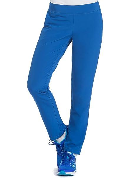 0f5f771a84b6d Amazon.com: Med Couture 4-EVER Flex Women's Power Skinny Yoga Scrub Pant:  Clothing