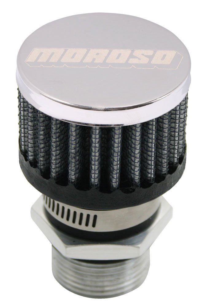 Moroso 68841 Non-hooded Valve Cover Breather Kit