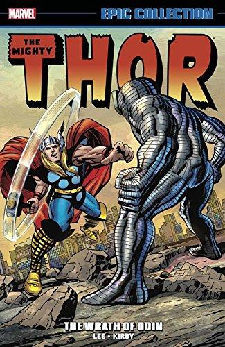 Thor Comics Pdf