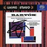 Bartok%3A Concerto for Orchestra %2F Mus