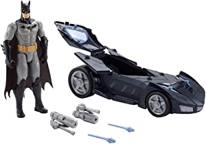 Fisher-Price Batman Missions Batman & Missile Launching Batmobile Toys