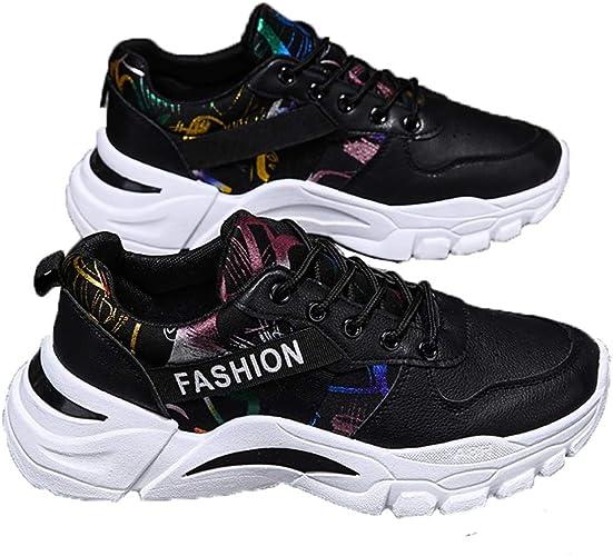 Men Platform Casual Shoes Waterproof