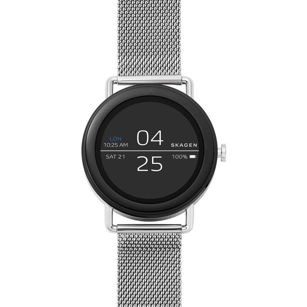 Skagen Mixte Digital Quartz Montre avec Bracelet en Acier Inoxydable SKT5000: Amazon.fr: Montres